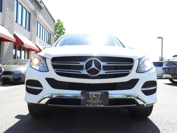 2017 Mercedes-Benz GLE in Manassas, VA