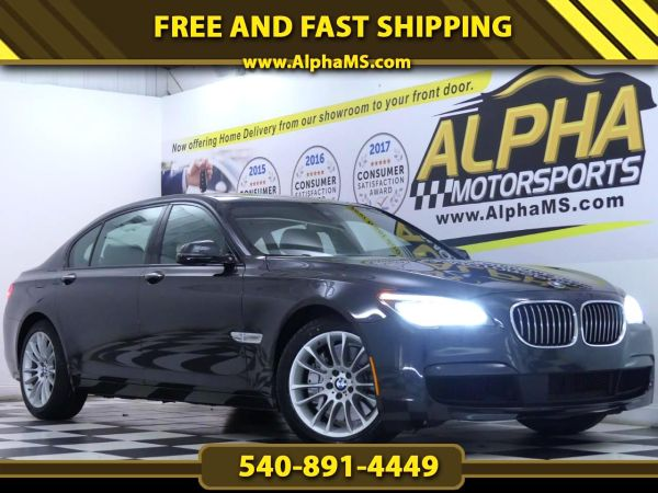 2015 BMW 7 Series in Fredricksburg, VA