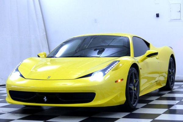 2010 Ferrari 458 Italia in Fredricksburg, VA