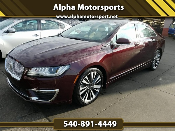 2017 Lincoln MKZ in Fredricksburg, VA