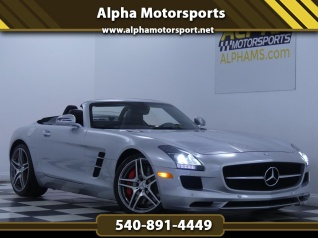 2017 Mercedes Benz Sls Amg Roadster For In Fredricksburg Va