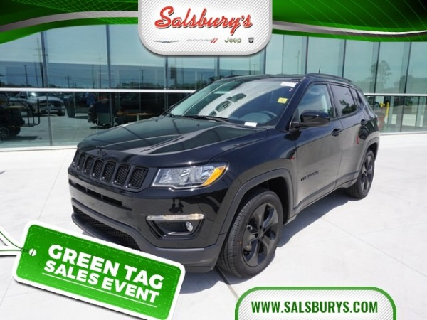 Jeep Dealership Baton Rouge >> 2019 Jeep Compass Altitude Fwd For Sale In Baton Rouge La Truecar