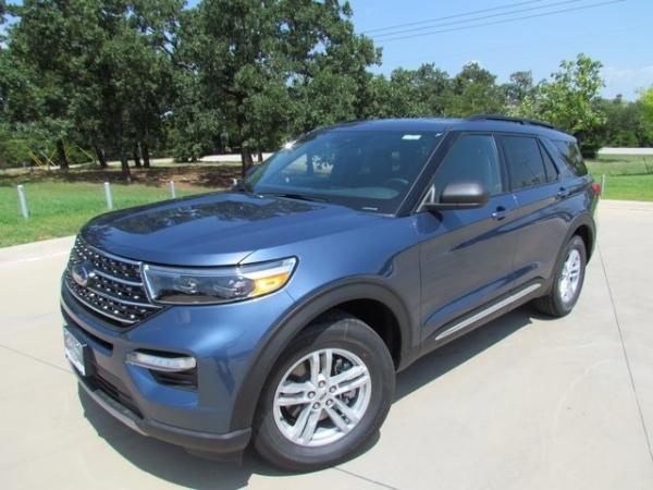 2020 Ford Explorer in Denton, TX
