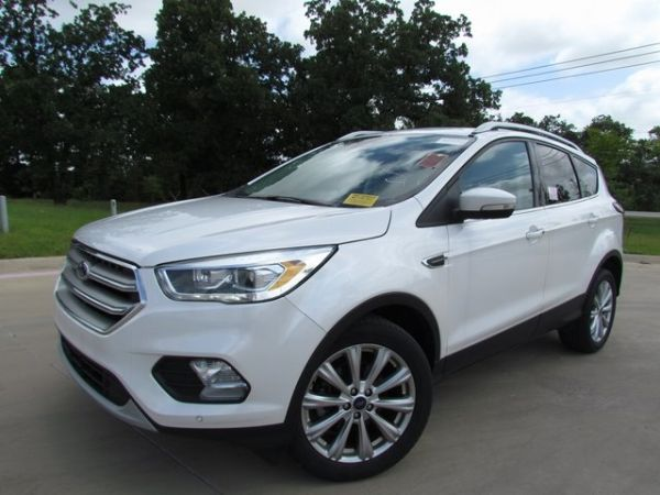 2017 Ford Escape in Denton, TX