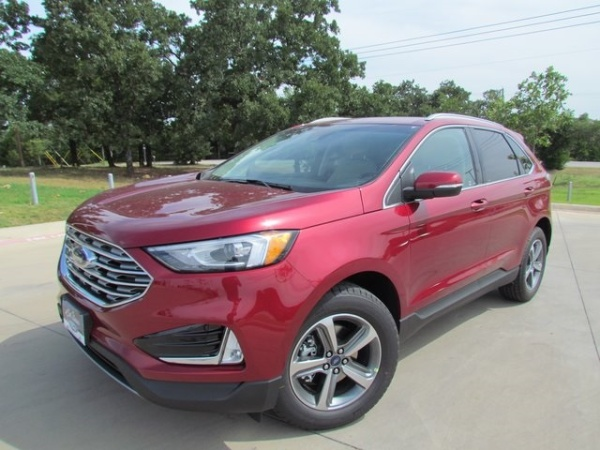 2019 Ford Edge in Denton, TX