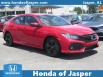 2019 Honda Civic EX Hatchback CVT for Sale in Jasper, AL