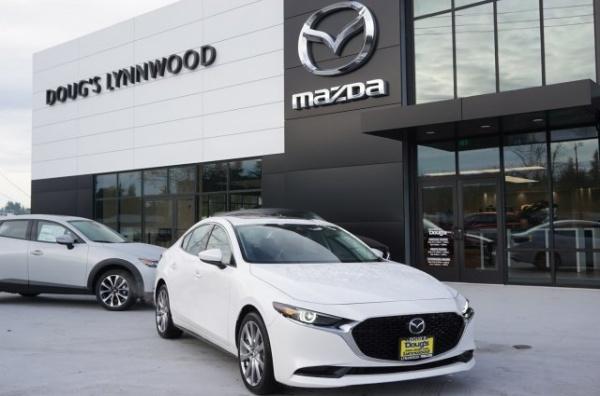 2020 Mazda Mazda3 in Edmonds, WA