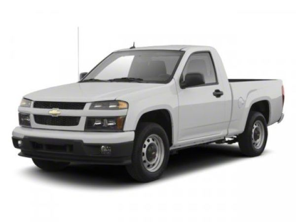 2012 Chevrolet Colorado WT