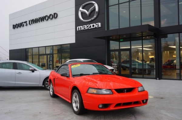 2001 Ford Mustang in Edmonds, WA