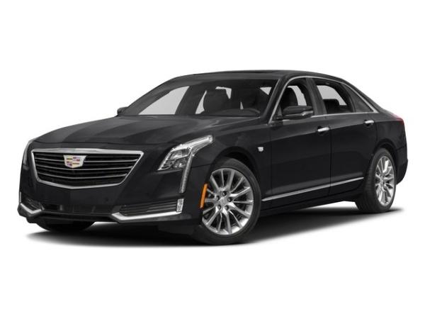 2017 Cadillac CT6 in Edmonds, WA