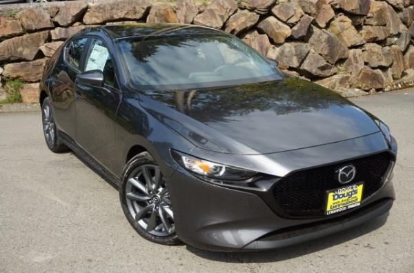 2019 Mazda Mazda3 Preferred Package