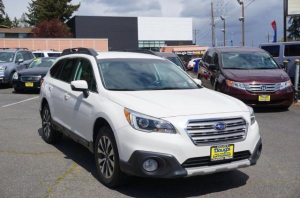 2015 Subaru Outback in Edmonds, WA