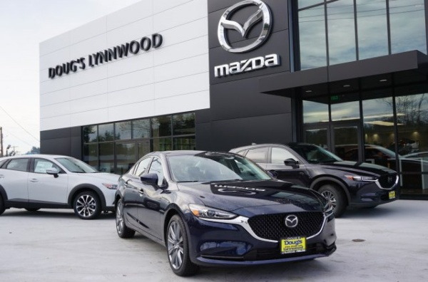 2020 Mazda Mazda6 in Edmonds, WA