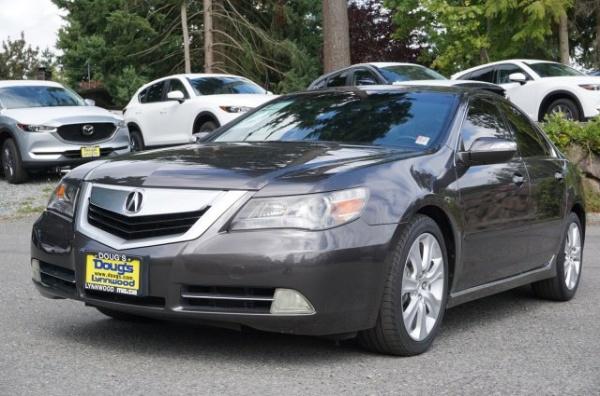 2010 Acura RL SH-AWD