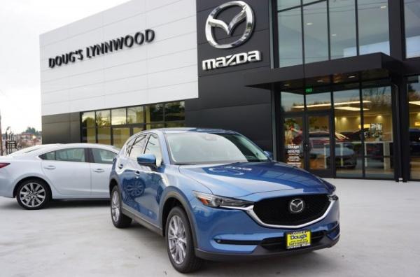 2020 Mazda CX-5 in Edmonds, WA