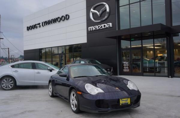 2003 Porsche 911 in Edmonds, WA