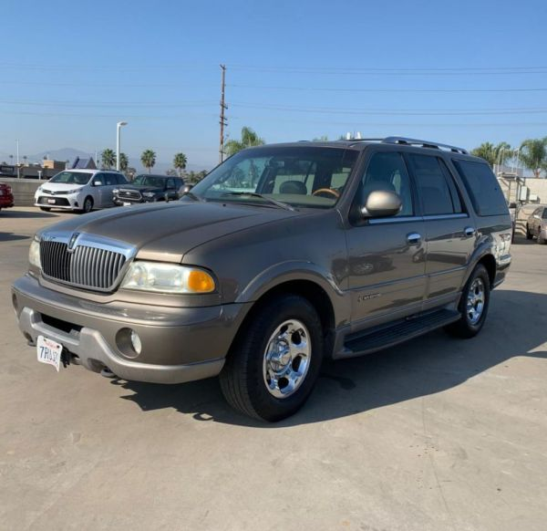 2002 lincoln navigator 4wd for sale in lemon grove ca truecar truecar