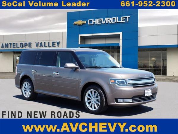 2019 Ford Flex in Lancaster, CA