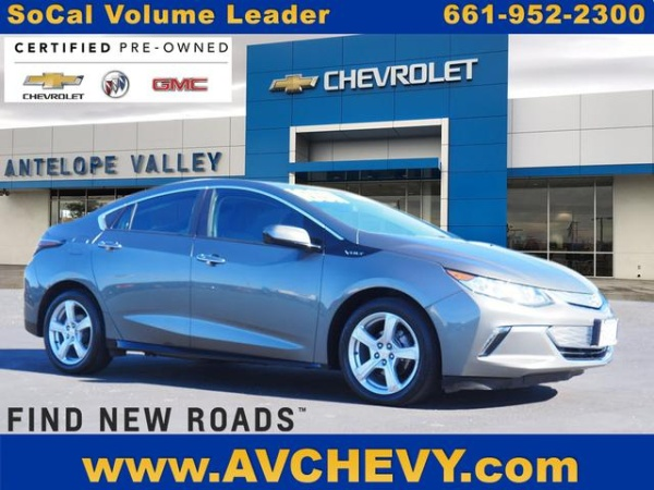 2016 Chevrolet Volt in Lancaster, CA