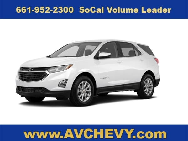 2019 Chevrolet Equinox in Lancaster, CA