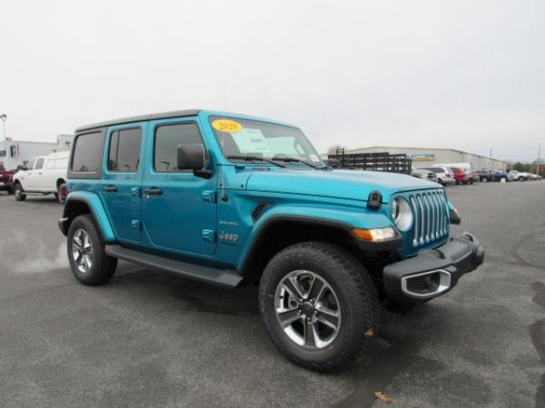 2020 Jeep Wrangler in Lewisburg, PA