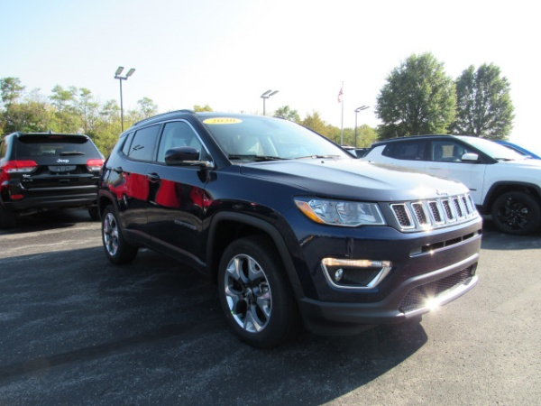 2020 Jeep Compass in Lewisburg, PA