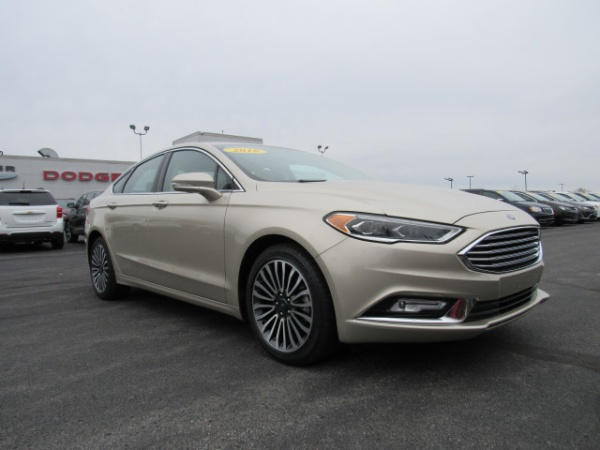 2018 Ford Fusion in Lewisburg, PA