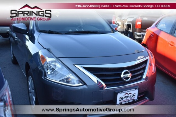 2019 Nissan Versa in Colorado Springs, CO