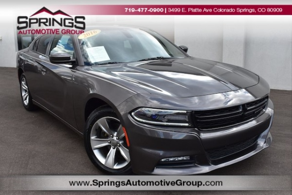 2016 Dodge Charger In Colorado Springs Co
