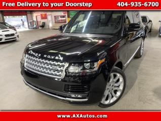Range Rover Atlanta >> Used Land Rovers For Sale In Atlanta Ga Truecar