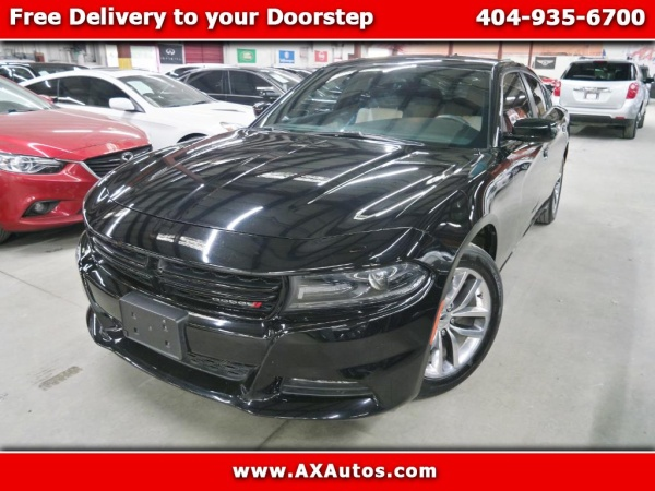 2016 dodge charger sxt rwd for sale in atlanta ga truecar. Black Bedroom Furniture Sets. Home Design Ideas