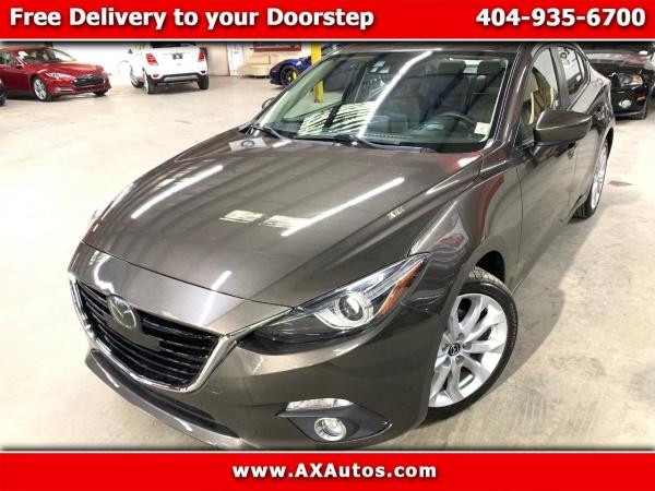 Mazda Dealership Atlanta >> Used Mazda Mazda3 For Sale In Atlanta Ga 203 Cars From
