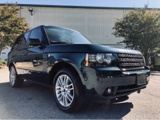 Land Rovers For Sale >> Used 2012 Land Rover Range Rovers For Sale Truecar