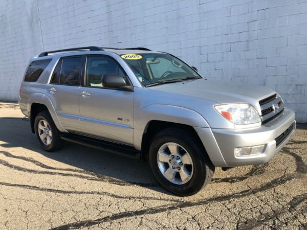2005 Toyota 4runner Sr5 V6 4wd Automatic For Sale In