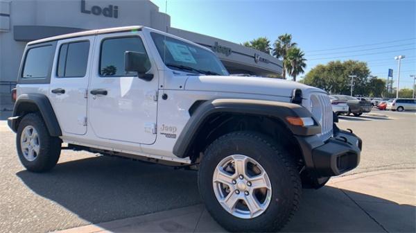 2020 Jeep Wrangler in Lodi, CA