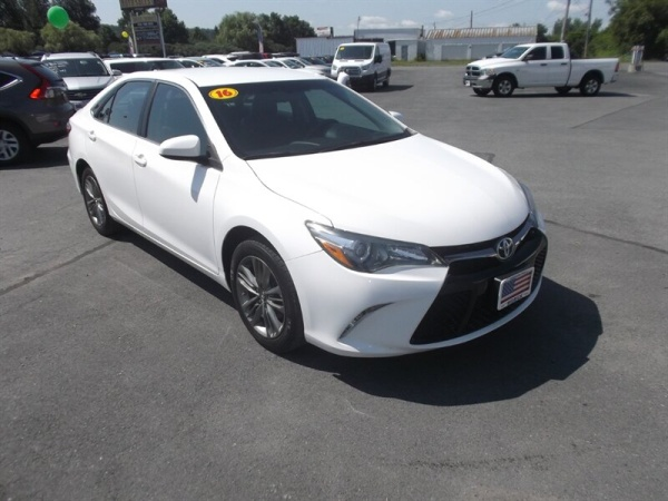 2016 Toyota Camry in Watertown, NY