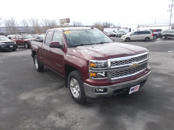 2015 Chevrolet Silverado 1500 in Watertown, NY