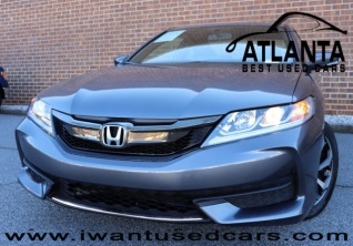 2017 Honda Accord Lx S Coupe Cvt For In Norcross Ga
