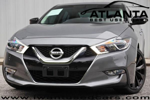 2017 Nissan Maxima in Norcross, GA