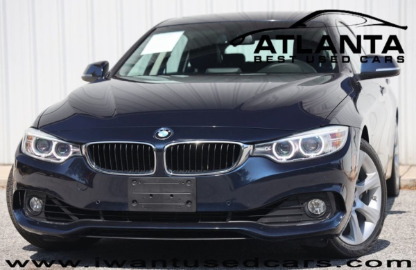 2015 BMW 4 Series 435i Gran Coupe