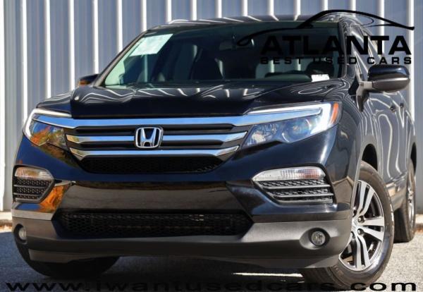 2017 Honda Pilot EX-L w/RES