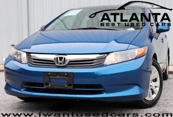 2012 Honda Civic in Norcross, GA