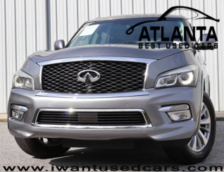 Used Infiniti Qx80s For Sale In Atlanta Ga Truecar