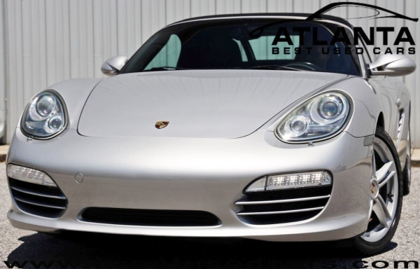 Used Porsche Boxster for Sale in Atlanta, GA: 16 Cars from
