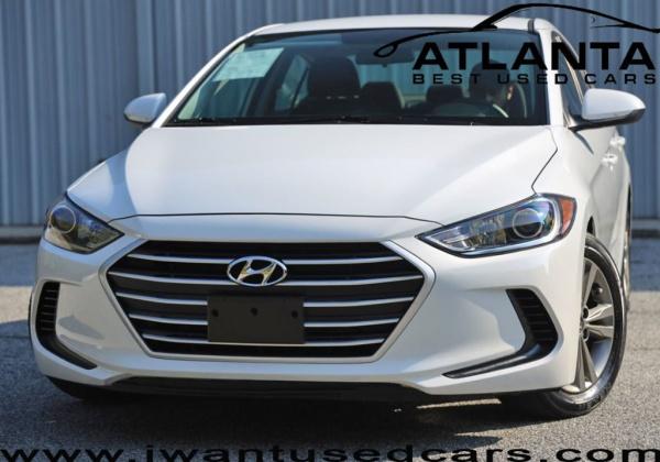 2018 Hyundai Elantra Unknown