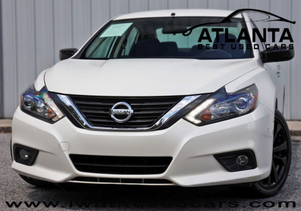 2017 Nissan Altima in Norcross, GA