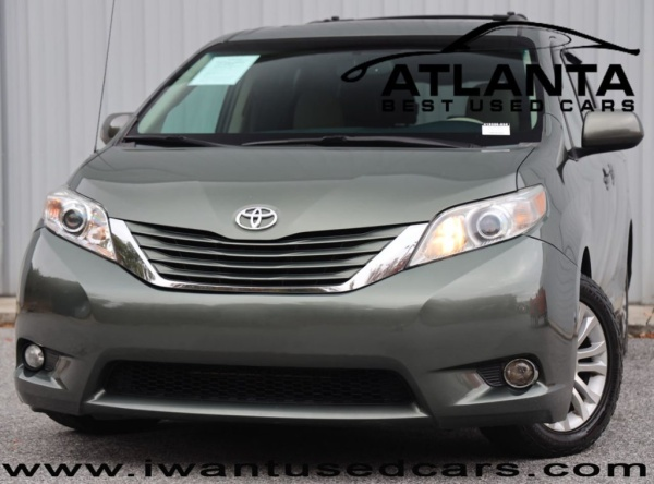2014 Toyota Sienna in Norcross, GA
