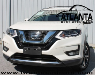 2017 Nissan Rogue 5 Hybrid Sl Awd For In Norcross Ga