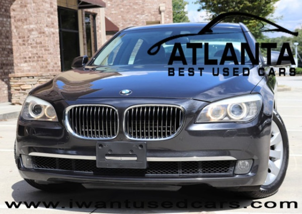 2011 BMW 7 Series 750i For Sale in Norcross, GA | TrueCar