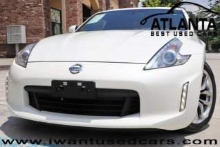 Used 2014 Nissan 370Z Base Coupe Auto For Sale In Norcross, GA